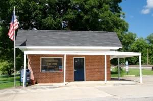 Cusseta, Alabama Post Office
